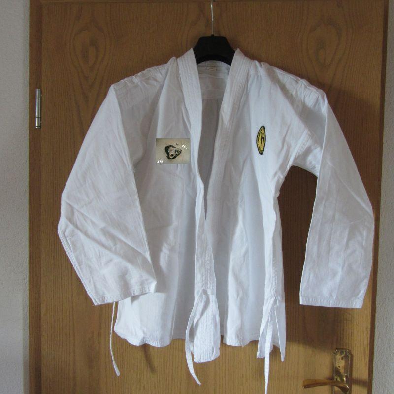 Kampfsport Karate Judo Jacke Gr. 160 - 170