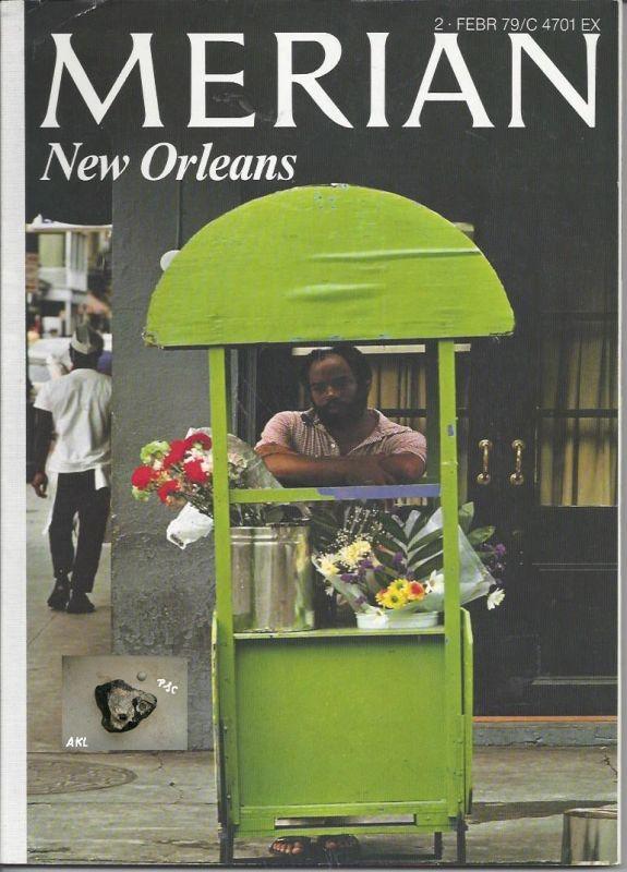 Merian, New Orleans, Bildband