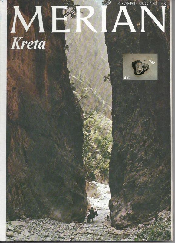Merian, Kreta, Bildband