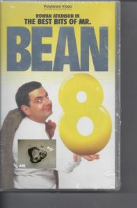 The Best Bits Of Mr. Bean 8, VHS