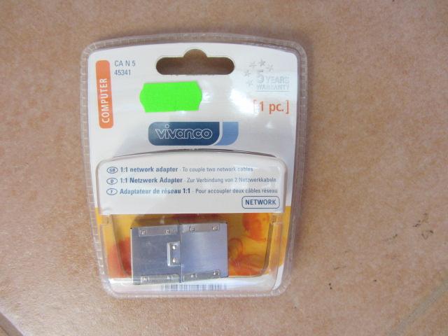 Vivanco CA N 5, Netzweradapter, vivanco