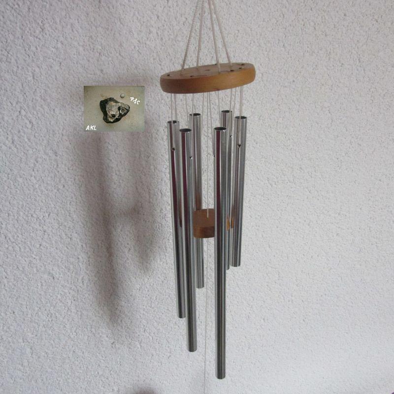 Windspiel. Mobile, Klangspiel, Glocke