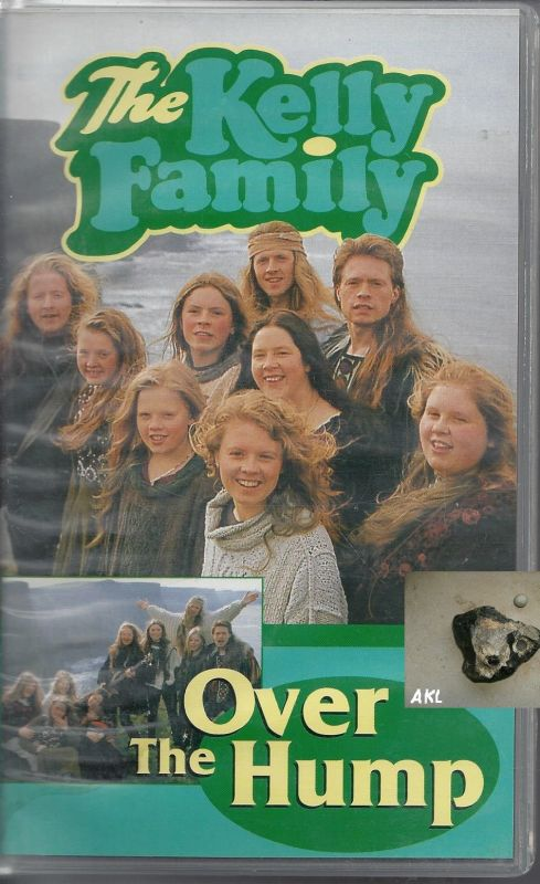 The Kelly Family, Over the hump, VHS