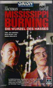 Mississippi Burning, Die Wurzel des Hasses, VHS