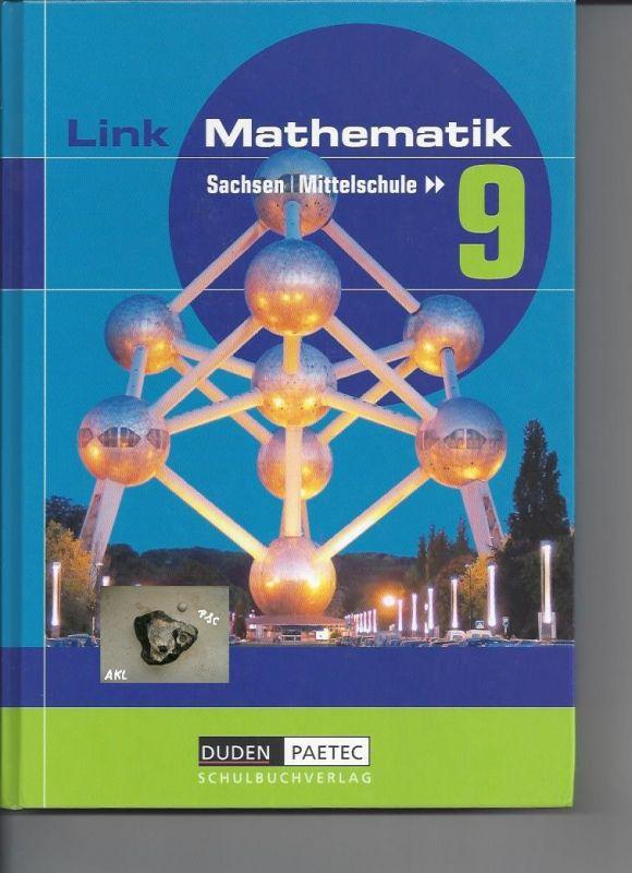 Mathematik, Sachsen, Mittelschule, Klasse 9, Link