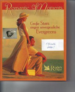 Romantic Moments, Große Stars singen unvergessliche Evergreens, MC