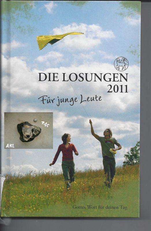 Die Losungen 2011 für junge Leute