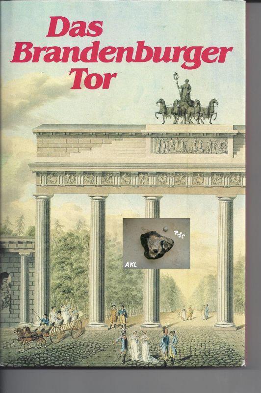Das Brandenburger Tor, Laurenz Demps, Brandenburgisches Verlagshaus