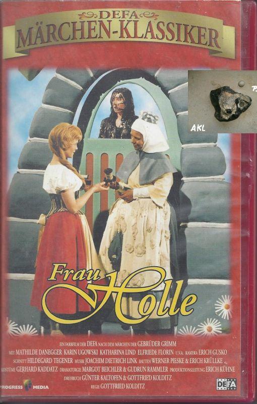 Frau Holle, Märchen, Märchenklassiker, VHS