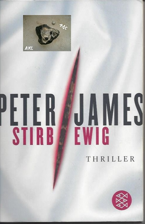 Stirb ewig, Peter James
