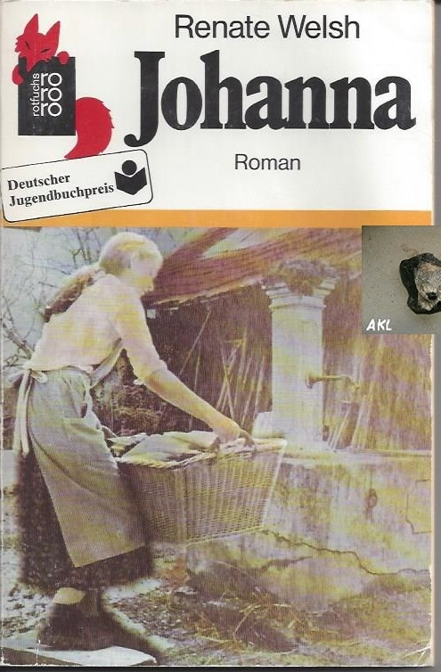 Johanna, Renate Welsh, Roman 0