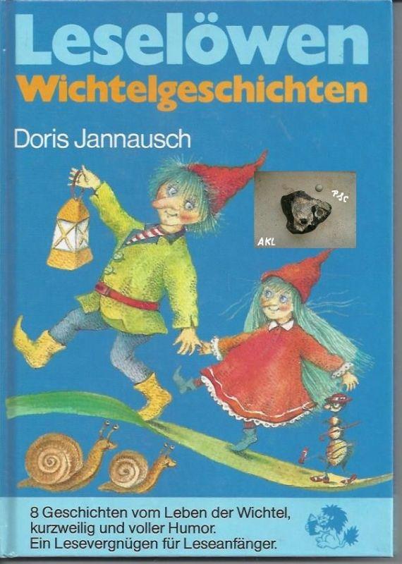 Leselöwen Wichtelgeschichten, Doris Jannausch
