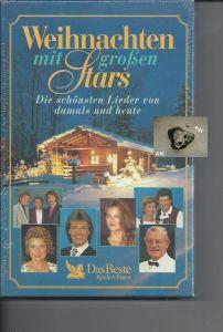 Weihnachten mit großen Stars, Kassetten