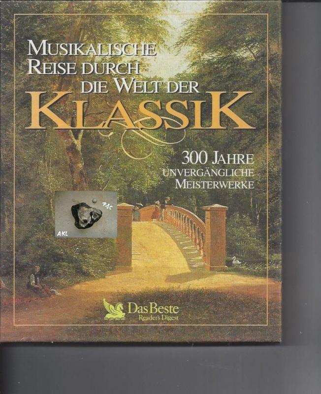 Klassik, 300 Jahre unvergängliche Musikwerke, Kassetten