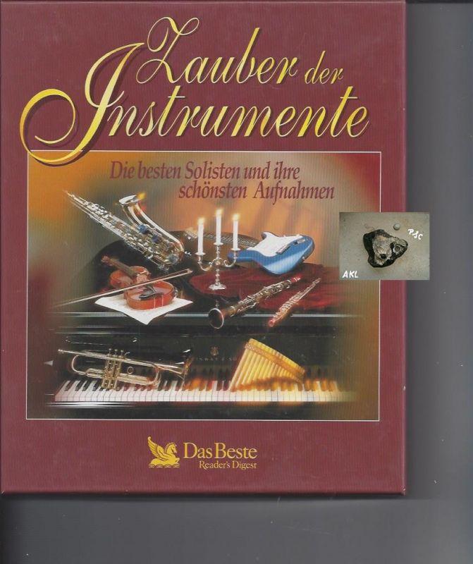 Zauber der Instrumente, die besten Solisten, Kassetten
