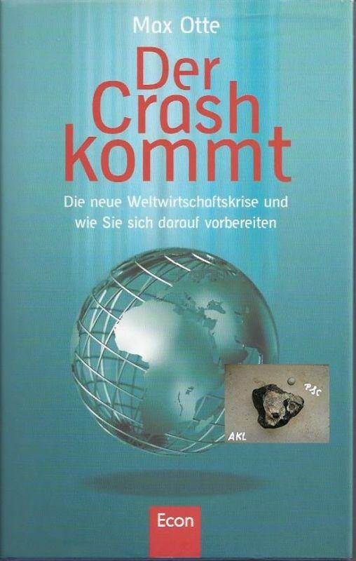 Der Crash kommt, Max Otte