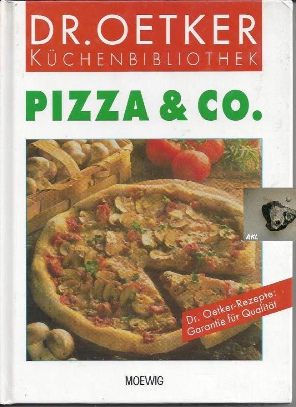 Pizza und Co, Küchenbibliothek, Moewig
