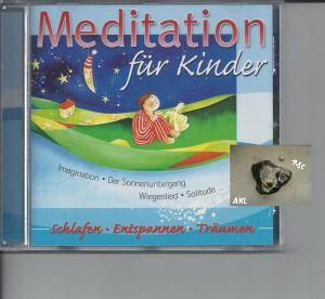 Meditation für Kinder, Schlafen, Entspannen,Träumen, CD