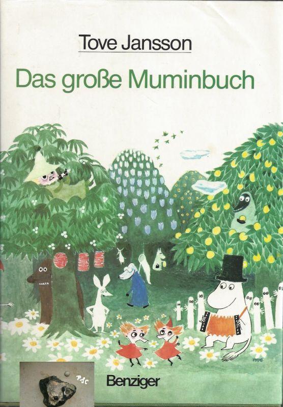 Das große Muminbuch, Tove Jansson, Benziger