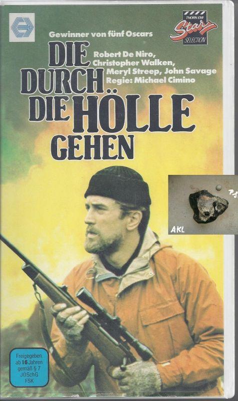 Die durch die Hölle gehen, VHS