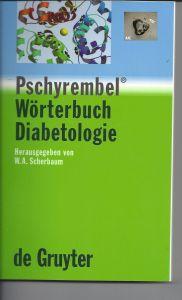 Pschyrembel, Wörterbuch Diabetologie, Scherbaum