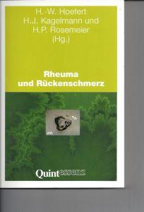 Rheuma und Rückenschmerz, Hoefert, Quintessenz