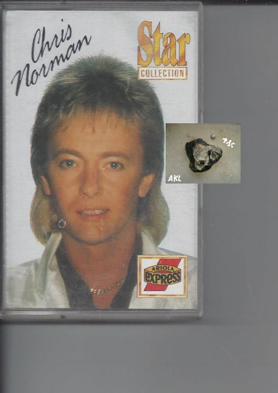 Chris Norman, Star Collection, Kassette, MC