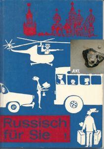 Russisch für Sie 1, blau