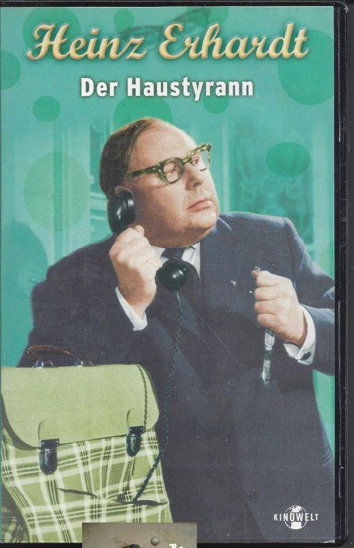 Heinz Erhard, Der Haustyrann, VHS