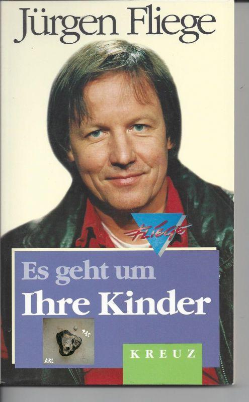 Es geht um Ihre Kinder, Jürgen Fliege, Religionspädagogik