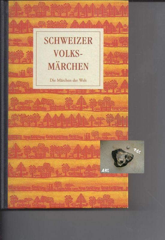 Schweizer Volksmärchen, Die Märchen der Welt, Uther