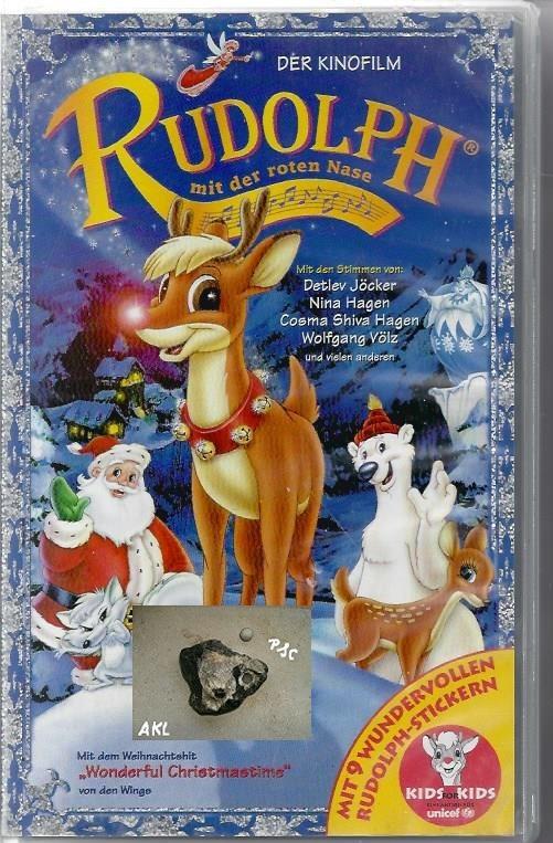 Rudolf mit der roten Nase, Der Kinofilm, VHS