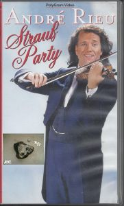 Andre Rieu, Strauß Party, VHS