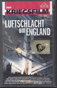 Luftschlacht um England, Der Kriegsfilm, VHS