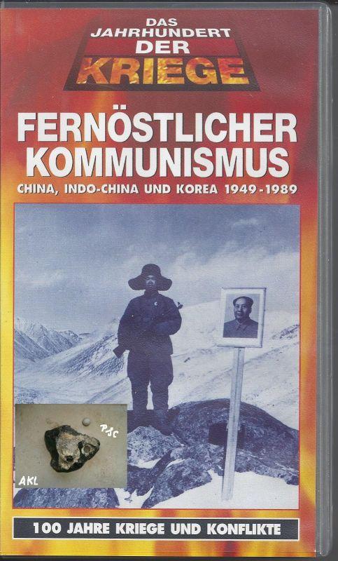 Fernöstlicher Kommunismus, China, Korea, VHS