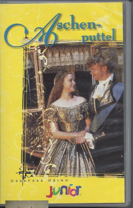 Aschenputtel, Märchen, Junior, VHS