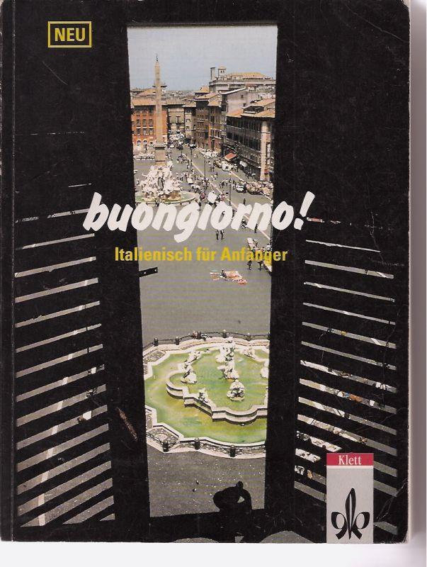 buongiorno, Italienisch für Anfänger, Lehrbuch