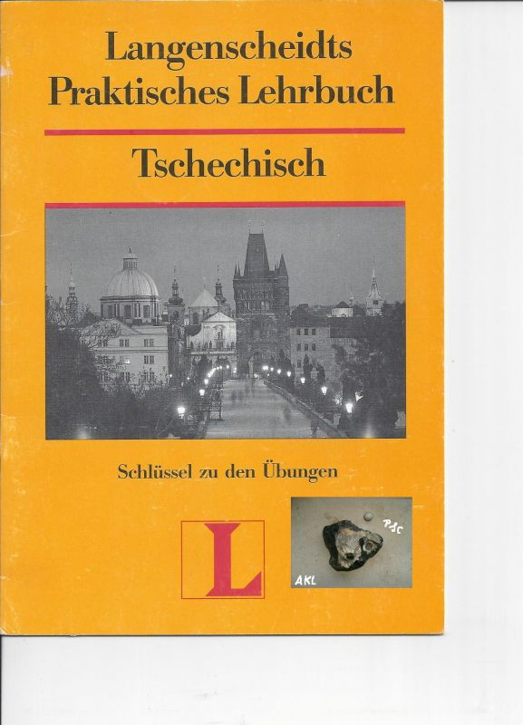 Langenscheidts Praktisches Lehrbuch Tschechisch, Schlüssel