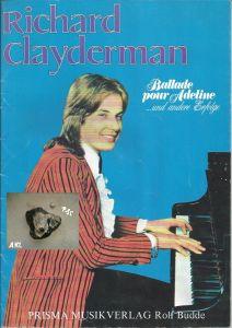 Richard Clayderman, Ballade pour Adeline und andere Erfolge, Budde
