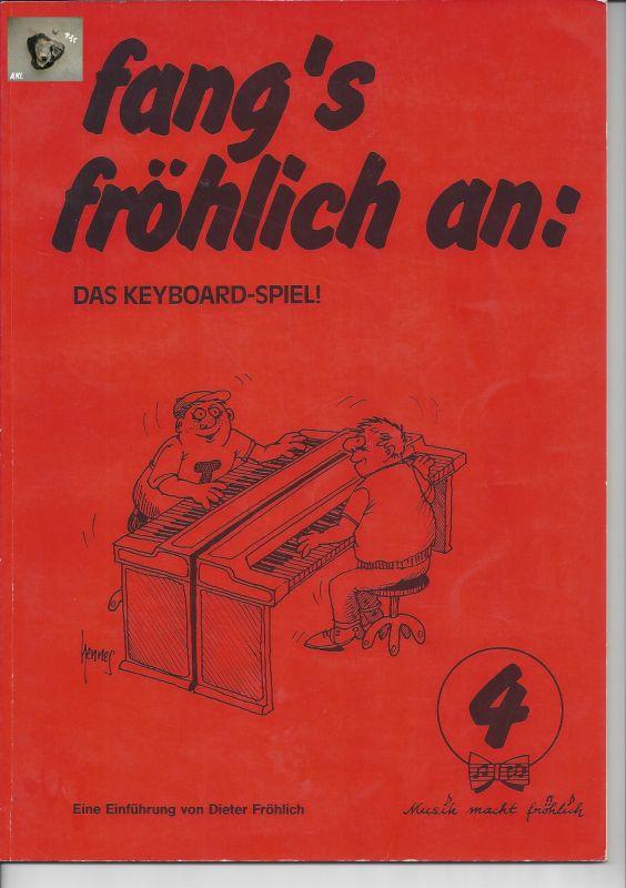 fangs fröhlich an 4, Dieter Fröhlich