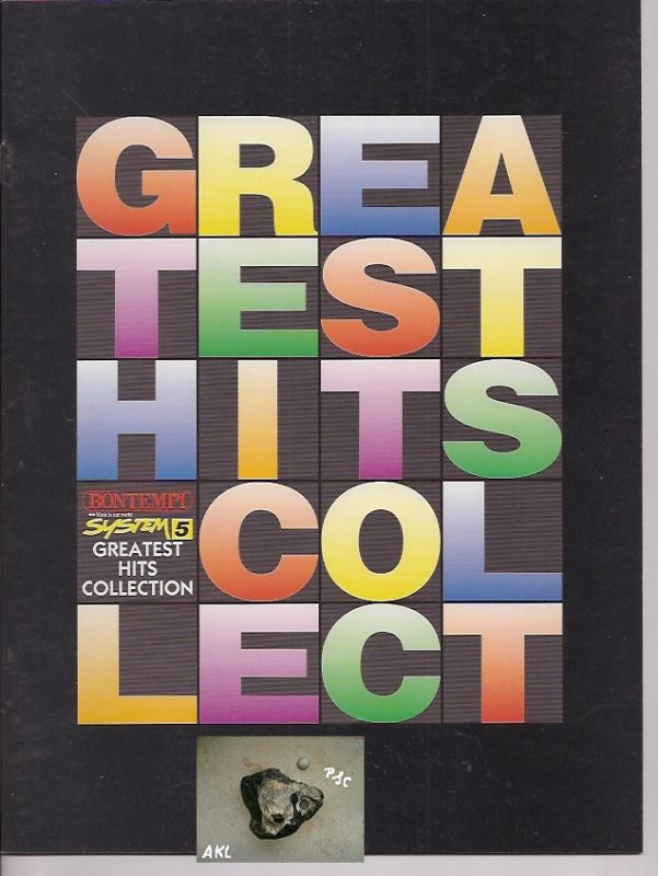 Greatest Hits Collection, Bontempi Methode