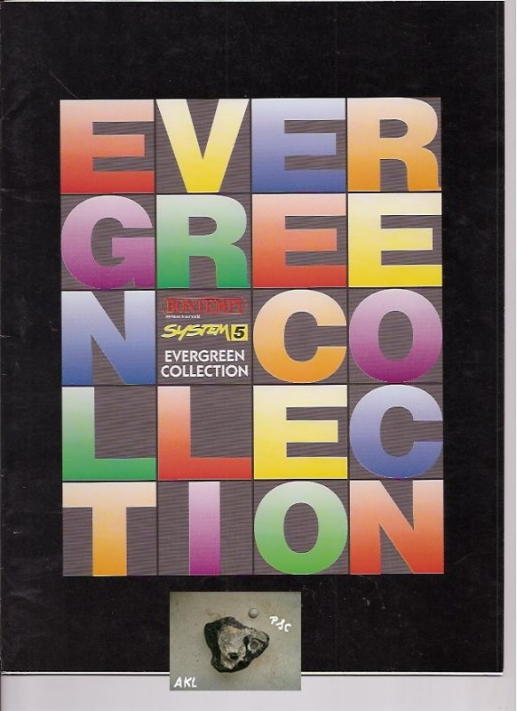 Evergreen Collection, Bontempi Methode