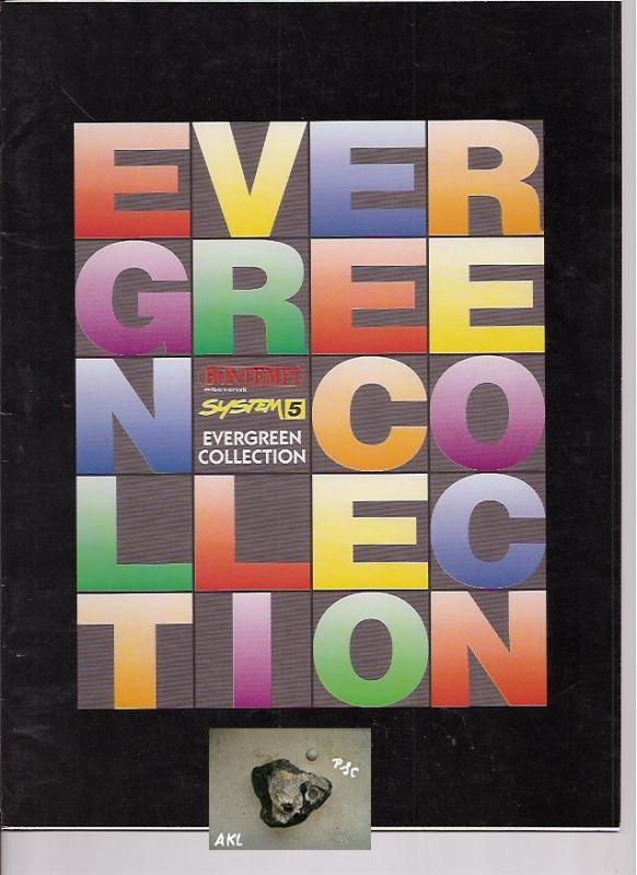 Evergreen Collection, Bontempi Methode