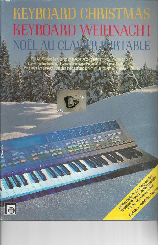 Keyboard Christmas, Keyboard Weihnacht, Herwig Peychär