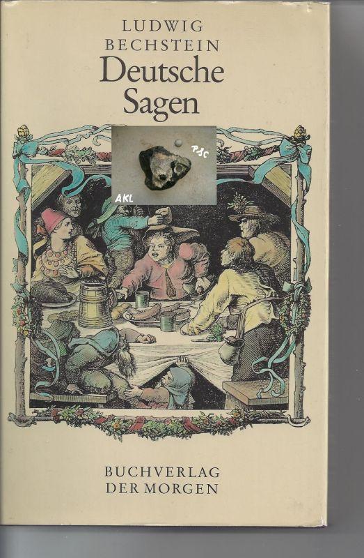 Deutsche Sagen, Ludwig Bechstein, Buchverlag der Morgen