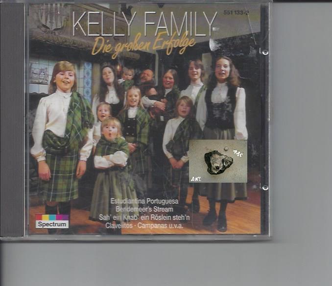 The Kelly Family, Die großen Erfolge, CD