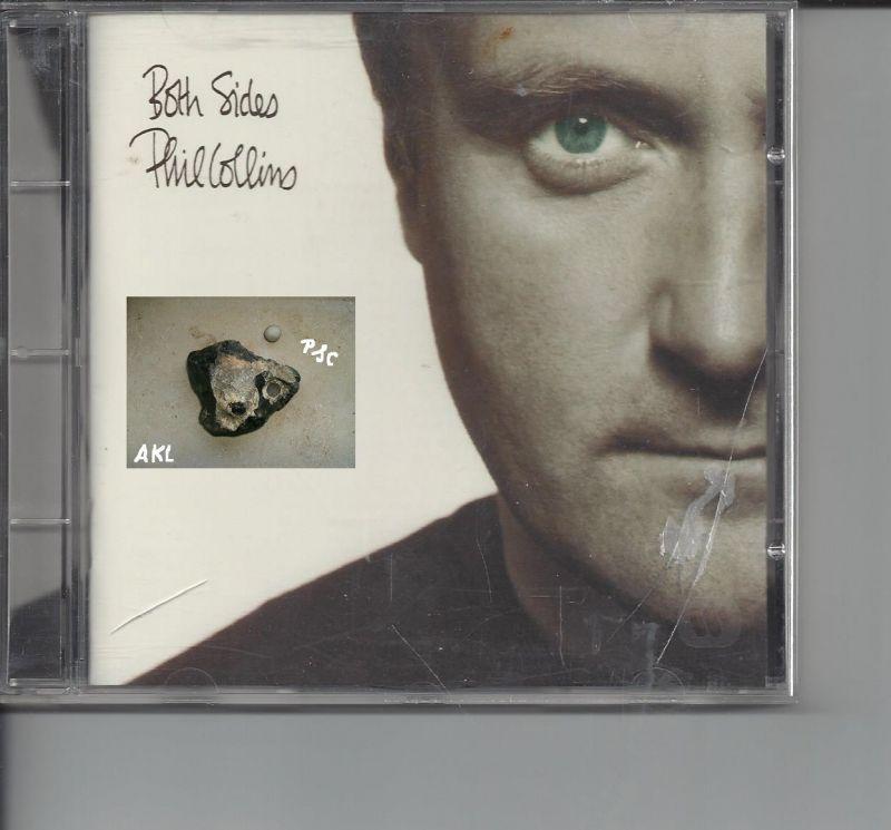 Phil Collins, Both Sides, CD