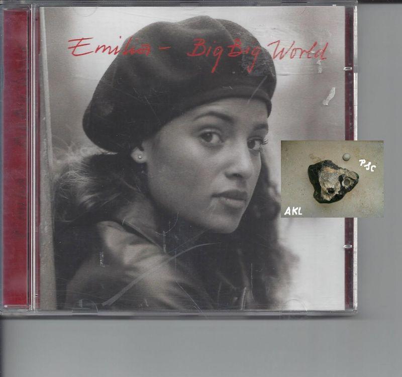 Emilia, Big big world, CD