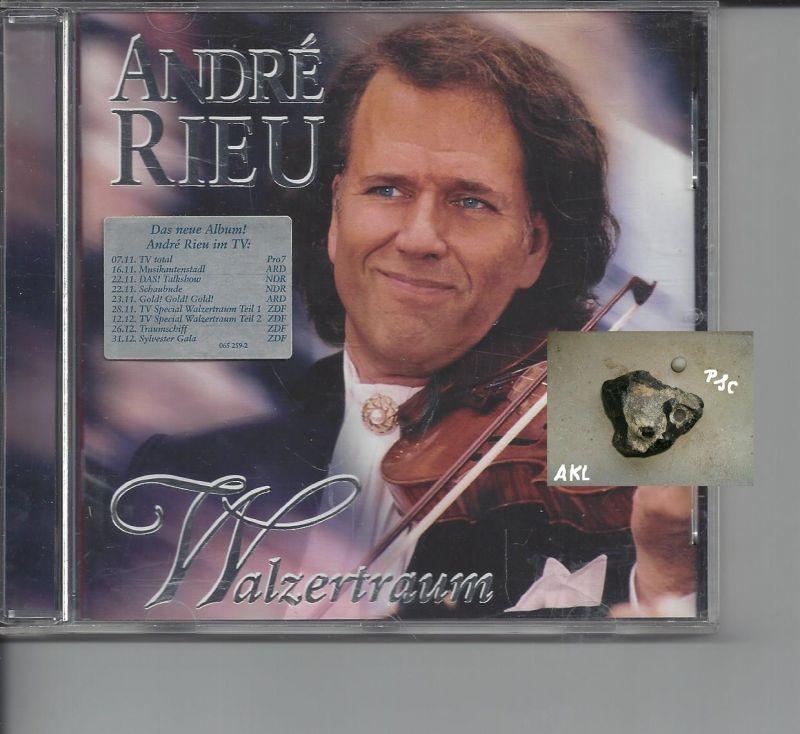 Andre Rieu, Walzertraum, CD