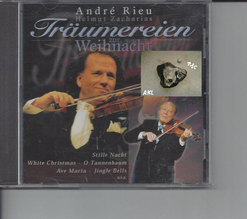 Andre Rieu, Träumereien zur Weihnacht, CD